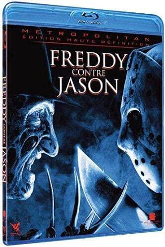 Freddy contre Jason [Blu-ray]