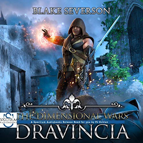 The Dimensional Wars, Dravincia  By  cover art
