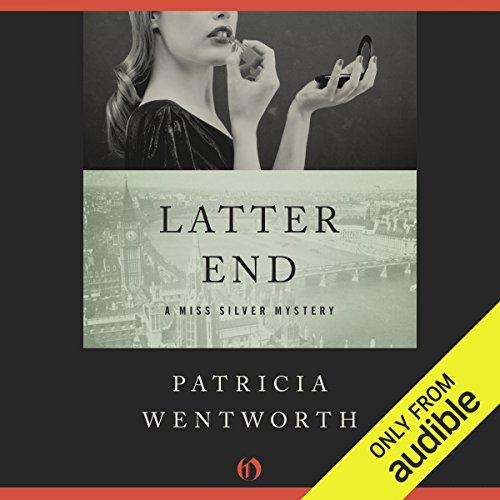 Latter End audiobook cover art
