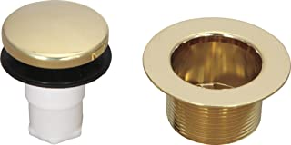 Delta Faucet RP31558PB Tub Drain, Polished Brass