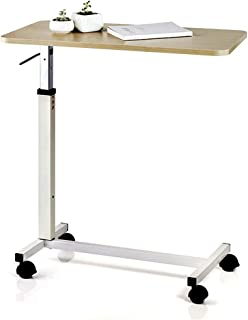 Amazon Com Medical Overbed Tables Life Helper Overbed Tables Furniture Patient Tran Industrial Scientific