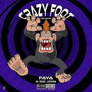 Crazy Foot Records 02