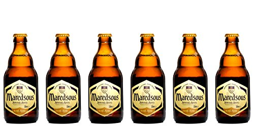Brasserie Moorgat - Maredsous 6 Blonde 33Cl X6