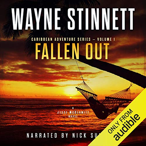 Fallen Out: A Jesse McDermitt Novel (Caribbean Adventure Series, Volume 1) audiobook cover art