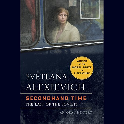 Couverture de Secondhand Time