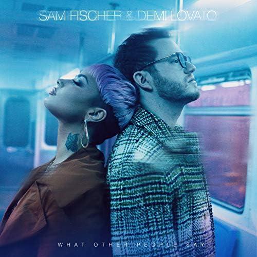 Sam Fischer & Demi Lovato