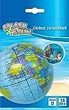 VEDES Großhandel GmbH - Ware Splash & Fun Pelota de Playa Globo Terráqueo, diámetro de...
