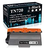 1 Black TN720 Toner Cartridge Replacement for Brother HL-5440D 5450DN 5470DW/DWT 6180DW/DWT Brother DCP-8110DN 8150DN 8155DN 8510DN Brother MFC-8710DW 8810DW 8910DW 8950DW/DWT Printer,Sold by TopInk