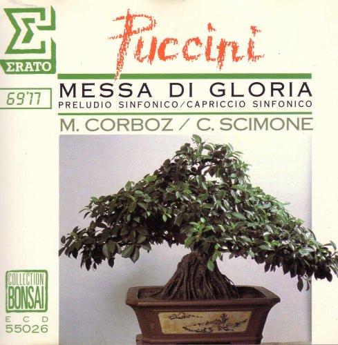Messa Di Gloria/Puccini (US Import)