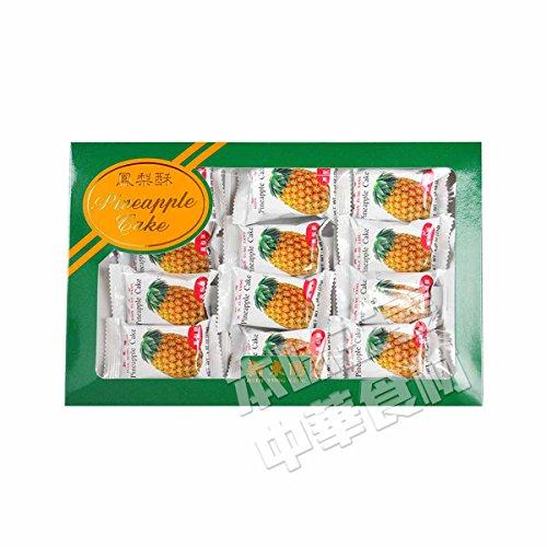 2パックセット 送料込 台湾新東陽鳳梨酥(パイナップルケーキ) お土産定番・台湾名物!!!   217072-2