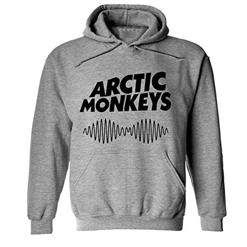 suéter hombre suéter suéter estampado Hombre - gris - Large