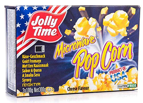 Jolly Time Microware Popcorn Cheese...