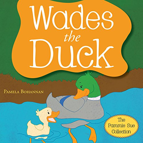 Wades the Duck audiobook cover art