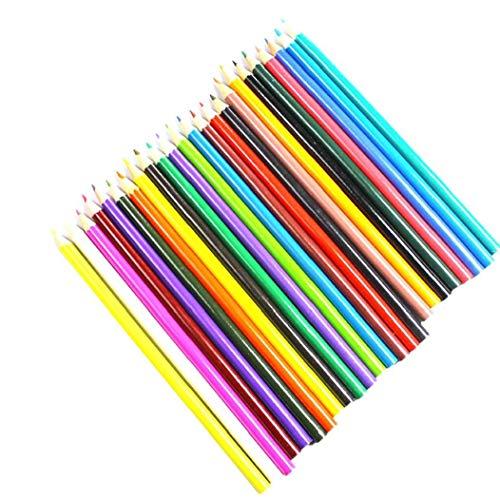 JPXyDfxn Buntstifte Art Zeichnung Farbige DIY Farbe Bleistift Für Erwachsene Kinder-anfänger 24 Farbe 1setwood Bleistift Malen Zeichnen Stift
