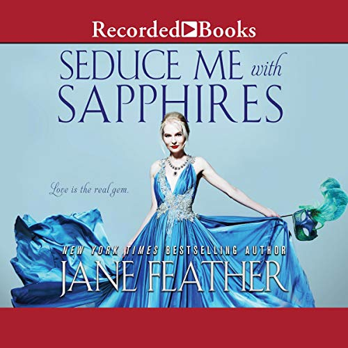 Seduce Me with Sapphires audiobook cover art