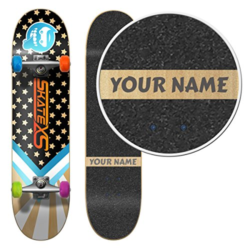 Product Image of the SkateXS Beginner's Street Skateboard