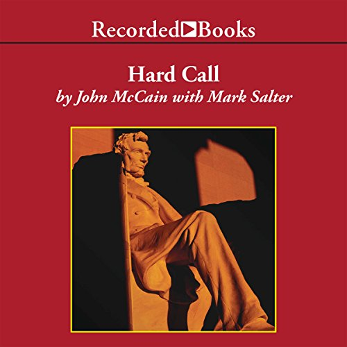 Hard Call audiobook cover art
