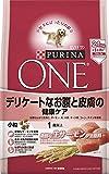 ピュリナ ワン 1歳以上 デリケートなお腹と皮膚の健康ケア 小粒 サーモン 4.2kg