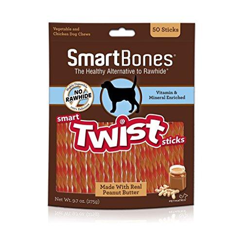 SmartBones Smart Twist Sticks With...