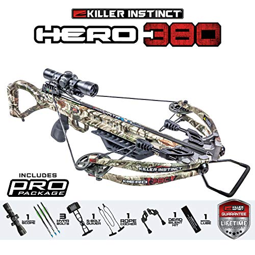 Killer Instinct Crossbows Hero 380
