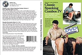 Shadow Lane Classic Spanking Combos Volume 4