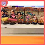 CXNY 6 Piezas Dragon Ball Z Super WCF World Collectable 30th Vol.1 Figures Toy IN Box...