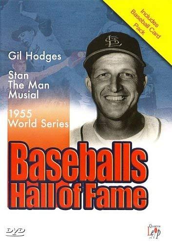 Baseball's Hall Of Fame [DVD]