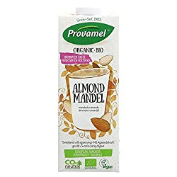 Organic almond drink sweetened with agave syrup Naturally low in saturated fat Contains plant based pure almonds A delicious alternative to dairy milk