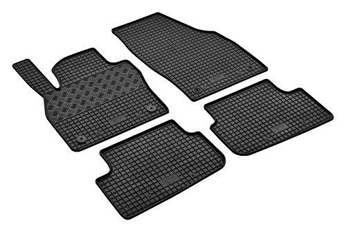 Gummi Fußmatten Automatten fahrzeugspezifisch AZ10092121
