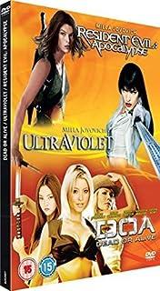 Resident Evil 2/Ultraviolet/Dead Or Alive [Reino Unido] [DVD]