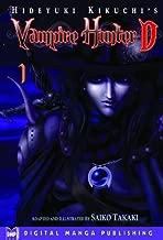 Best vampire d hunter manga Reviews
