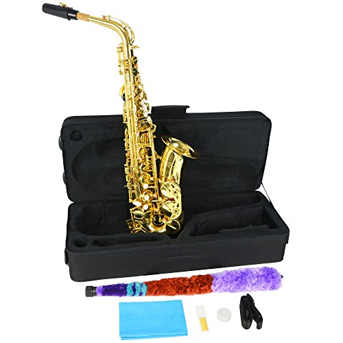 Sonata SAS701 - Saxofón alto (Mi bemol)
