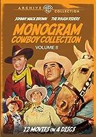 Monogram Cowboy Collection: Volume 8 [DVD]