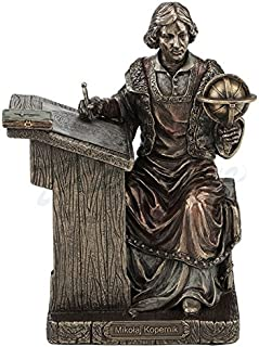 Nicolaus Copernicus Statue Sculpture Astronomer Figure