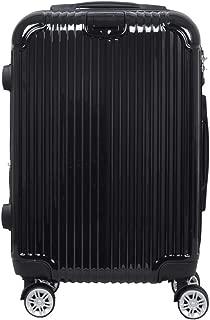 【レセナ】RESENA スーツケース 超軽量 キャリーケース ファスナー ABS 静音キャスター おしゃれ かわいい 旅行 出張