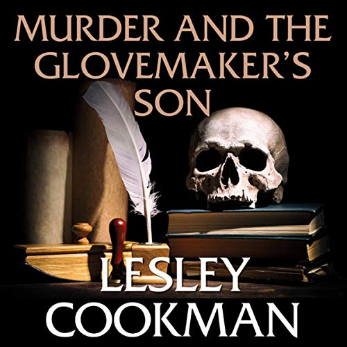 Murder and the Glovemaker's Son audiobook cover art