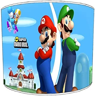 Premier Lighting Super Mario Brothers Abat-Jour pour Enfants - 12 inch pour Un plafonnier