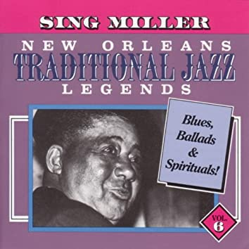 New Orleans Traditional Jazz Legends Vol. 6