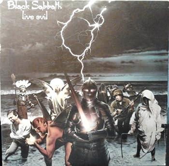 Black Sabbath  Live Evil  Original Double LP
