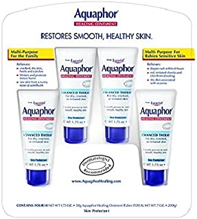 Aquaphor Healing Ointment, 1.75 Oz. 4-Pk