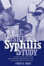Image of The Tuskegee Syphilis. Brand catalog list of NewSouth Books.