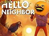 Clip: Annoying Orange Plays Hello Neighbor #1