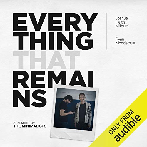 Couverture de Everything That Remains