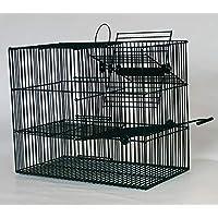 FINCA CASAREJO Jaula Trampa para pájaros. Jaula Captura pájaros y Aves pequeñas Vivos. (TC03)