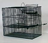 FINCA CASAREJO Jaula Trampa para pájaros. Jaula Captura pájaros y Aves pequeñas Vivos....