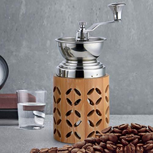 Douup Tragbare ReisekaffeemüHle Handbuch, KaffeemüHle/KaffeemüHle, Verstellbare Handschleifmaschine, Konische KeramikmüHle, Geschenk FüR Kaffeeliebhaber