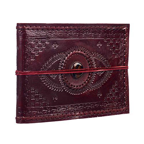 Paper High Indra - Álbum de Fotos (Piel de Piedra, 260 x 185 mm, tamaño Mediano)