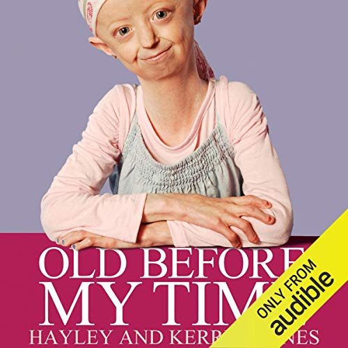 Old Before My Time audiobook cover art