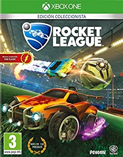 Rocket League - Edición Coleccionista (B07799S4M9) | Amazon price tracker / tracking, Amazon price history charts, Amazon price watches, Amazon price drop alerts