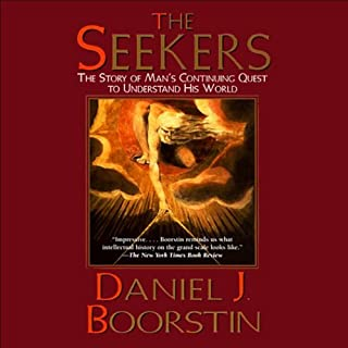 Seekers audiobook cover art